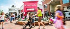 Easton Town Center > Tenants > American Girl