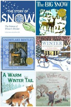 Cozy up near the fire or with a cup of hot cocoa and curl up with a good winter book!