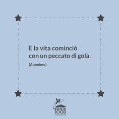 😍 Il buongiorno con una simpatica citazione sul food 😍 —> www.fantafood.it  #food #cibo #cucina #ricette #recipes #bambini #kids #healthy #blog