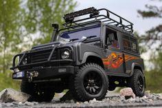 RC4WD Gelande Kahn Defender 1/10 RC Crawler • HemiStorm