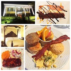 We love staying at B&Bs. Recently enjoyed #GlazedSalmon, #BonzoCake, and a hearty #SouthernBreakfast at #Anchuca in #Vicksburg. Which #MississippiB&B is your favorite? #EatMississippi #EatVicksburgMS