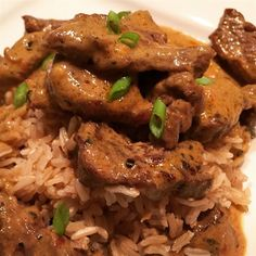 """Chuck and Heather's Panang Curry I """"5 stars for how fast it is to make, and 5 stars for the amazing taste! So delicious!"""""""
