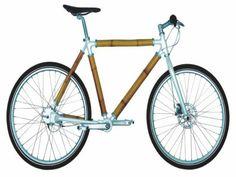 Um transporte ecologicamente correto e a utilização de material renovável para sua construção. A empresa Bambu Bike em parceria com o Projeto B3, que visa à criação, fabricação e uso de meios de transporte alternativos e sustentáveis com o uso bambu, criou a Bambucicleta, que como explica o nome, tem parte da bicicleta construída do material.