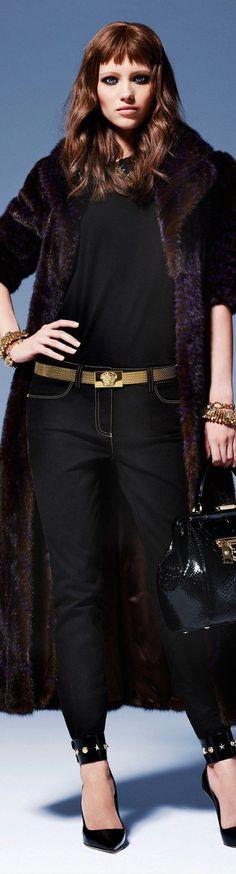 Versace - Pre Fall: