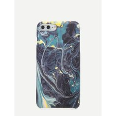 Marble iPhone Case- Starry Night