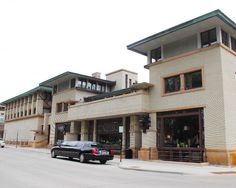 Park Inn and City National Bank. Amazing Architecture, Architecture Design, City National, Frank Lloyd Wright Buildings, Mason City, Banks Building, Beautiful Buildings, Iowa, Restoration