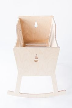 TULI plywood cradle