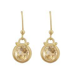 Birthstone earrings from baroni designs.com