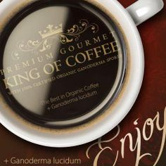 Wake up every morning to the bold, flavorful taste of the best in organic coffee and Ganoderma lucidum Happy Coffee, I Love Coffee, Coffee Art, My Coffee, Chocolate Lovers, Hot Chocolate, Best Organic Coffee, Heath Tips, Coffee Stands