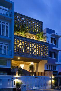 Galería de Casa Binh Thanh / Vo Trong Nghia Architects + Sanuki + NISHIZAWAARCHITECTS - 10