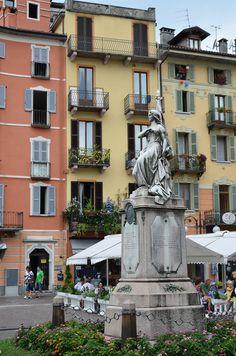 Intra - Verbania, Piedmont_ Italy