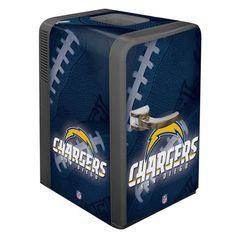 Use this Exclusive coupon code: PINFIVE to receive an additional 5% off the San Diego Chargers Portable Party Fridge at SportsFansPlus.com