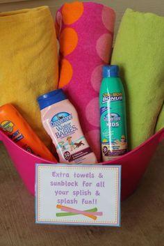 The Bufe Family: Splish Splash Birthday Part 1