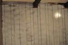 Monica Wants It: A Lifestyle Blog: How to Paint Wood Paneling {DIY Instructions}