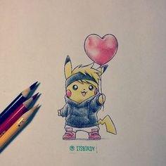 Kinda looks like Mikey as a Pikachu. Oc Pokemon, Baby Pokemon, Pokemon Sketch, Pokemon Tattoo, Pokemon Fusion, Cute Pokemon, Digimon, Pikachu Art, Poses References