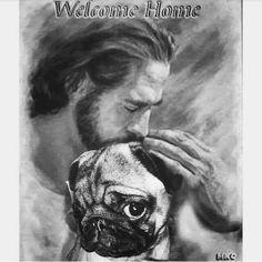 Pug Quotes, Cat Wall Furniture, Pet Loss Grief, Pugs And Kisses, Pug Art, Pug Puppies, Pug Love, Rainbow Bridge, Cute Creatures