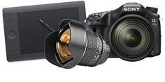 Walimex Pro 14 mm 1:2,8 DSLR-Weitwinkelobjektiv AE Das Walimex Pro 14 mm ist ein manuelle Objektiv ohne Autofokus, das aber durch einen Chip EXIF-Daten an die Kamera weitergibt. Die Abbildungsqualität ist für den aufgerufenen Preis wirklich beachtlich (ich konnte es im letzten Jahr einmal testen). Das Angebot gibt es ab 18 Uhr für Nikon und Canon Wacom PTH-451-DEIT Intuos Pro S Das Wacom Intuos Pro S ist ein drahtloses Grafiktablet (also nicht nur der Stift ist drahtlos, sondern auch die ...