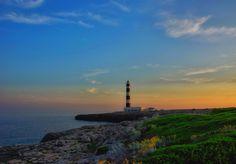 Menorca-Lighthouse by Kersten Studenski, via 500px