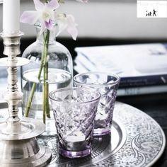Ljusstake i silver inredning från DAY Home