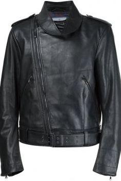 Vivienne Westwood Man Pointed Collar Biker Jacket