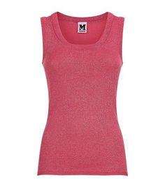 M MISSONI Knitted Lurex Tank Top. #mmissoni #cloth #