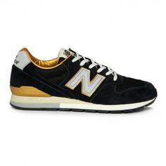 New Balance Mrl996Bk MRL996BK Sneakers — New Balance at CrookedTongues.com