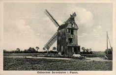 Mühle in Sorenbohm Kreis Köslin, abgerissen  ca 1950/60