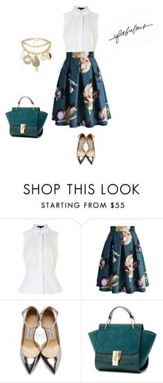 """Senza titolo #738"" by francy78 on Polyvore featuring moda, Alexander Wang, Chicwish, Jimmy Choo e Stella & Dot"