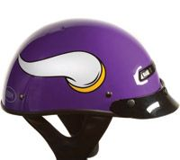 I need to get this for the summer time riding. It will go great with the purple gorilla on the back of my bike.