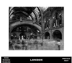 Matthew Pillsbury - Time Frame, Diplodocus Museum of Natural History, 2013 Photography Pics, Exposure Photography, Landscape Photography, Motion Blur, List Of Artists, Paris Photos, Pillsbury, Long Exposure, History Museum