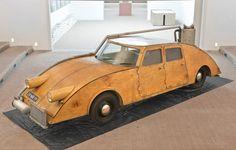 Joost Conijn, Hout Auto, 2001-2002