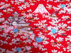 Mt Fuji pattern