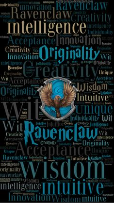 We Ravenclaws may be eccentric, but we do have a lot of creativity stored in our brains.