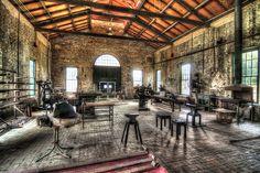 Blacksmith Shop by Rob Brimer, via Flickr