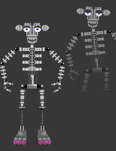Animatronics fnaf freddy s and video games the endoskeleton fnaf2 by hookls on deviantart sciox Choice Image