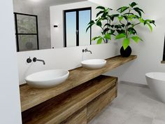 43 ideas for bathroom modern small shower vanities Contemporary Bathroom Designs, Bathroom Layout, Modern Bathroom Design, Bathroom Interior Design, Bathroom Towels, Small Bathroom, Master Bathroom, Childrens Bathroom, Small Showers