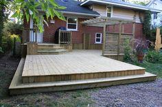 Patio Deck-Art Designs® NEW 2013 - contemporary - patio - montreal - Patio Deck-Art Designs