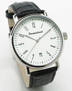 Aristo-Vollmer Messerschmitt Bauhaus Watch 4H144Q