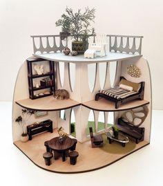 Eco Friendly Doll House