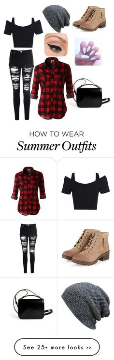 """#1 one direction outfit idea"" by toxictonya on Polyvore featuring Givenchy, LE3NO, Glamorous and LORAC"