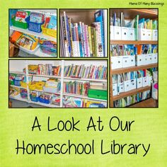 An in depth look into our homeschool library after 10 years of homeschooling our 6 children. Also tips on how we save a TON of money when purchasing our own books!