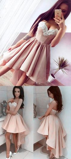 A Line Prom Dress,Pink Homecoming Dress,Cheap Short Prom Dress,Sweetheart Homecoming Dress,Sexy Party Dress,Short Evening Dress,Homecoming Dress