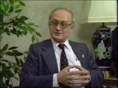 This full video of Ex-KGB officer Uri Bezmenov was produced by G. Edward Griffin. See http://en.wikipedia.org/wiki/G._Edward_Griffin