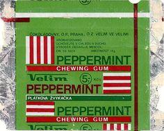 Žvýkačky CZ