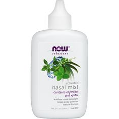 Shop the best NOW Foods Activated Nasal Mist 2 fl oz Liquid products at Swanson Health Products. Trusted since we offer trusted quality and great value on NOW Foods Activated Nasal Mist 2 fl oz Liquid products. Home Remedy For Cough, Cold Home Remedies, Cough Remedies, Nasal Passages, Sports Food, Vitamins For Women, Good Manufacturing Practice, Food Allergies, Organic Recipes