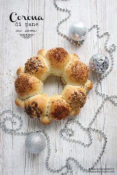 La tana del coniglio: Corona di pane ai semi