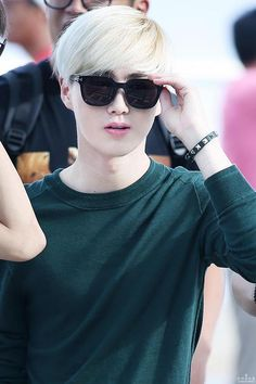 Photos and videos by blonde suho pics (@bestblondesuho) | Twitter