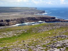 Just off Ireland's west coast you'll find the Aran Islands, three tranquil islands in the Atlantic: Inishmore, Inisheer, and Inishmaan. The islands are only accessible by ferry
