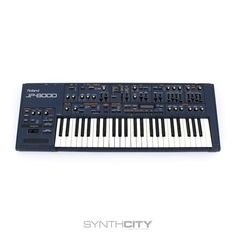 MATRIXSYNTH: Roland JP-8000 Synthesizer