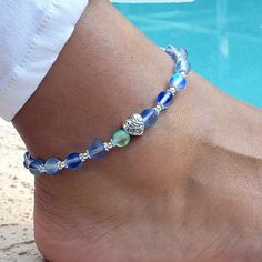 Shimmer N Shine, Beaded Anklets, Flourish, Frost, Jewelry Watches, Mermaid, Butterfly, Charmed, Metal